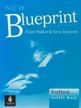 New Blueprint Intermediate Workbook (With Key) - фото книги