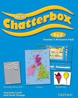 New Chatterbox 1&2: Teacher's Resource Pack (набір додаткових матеріалів) - фото книги