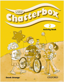 New Chatterbox 2: Class Audio CDs (аудіодиск) - фото книги