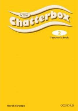 New Chatterbox 2: Teacher's Book (книга вчителя) - фото книги
