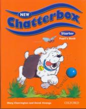 New Chatterbox Starter: Pupil's Book (підручник) - фото обкладинки книги
