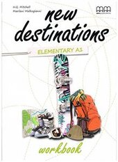 New Destinations. Elementary A1. Workbook - фото обкладинки книги