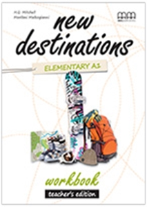 New Destinations. Elementary A1. Workbook. Teacher's Edition - фото книги
