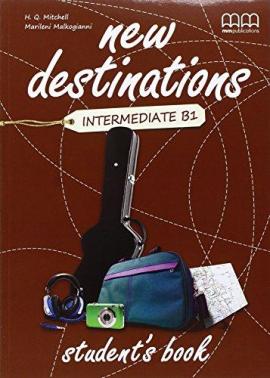 New Destinations. Intermediate B1. Student's Book - фото книги