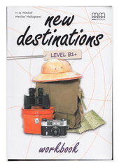 New Destinations. Intermediate B1. Workbook - фото обкладинки книги