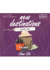 New Destinations. Level B1+. Class CDs - фото обкладинки книги