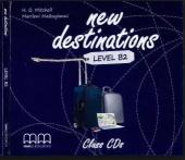 New Destinations. Level B2. Class CDs - фото обкладинки книги