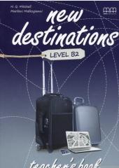 New Destinations. Level B2. Teacher's Book - фото обкладинки книги