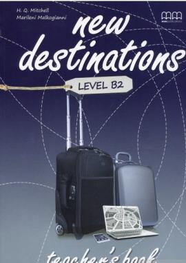 New Destinations. Level B2. Teacher's Book - фото книги