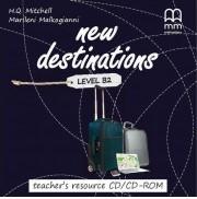 New Destinations. Level B2. Teacher's Resource Pack CD-ROM - фото книги