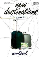 New Destinations. Level B2. Workbook - фото обкладинки книги