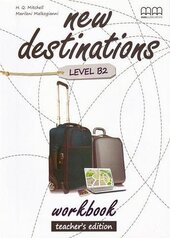 New Destinations. Level B2. Workbook. Teacher's Edition - фото обкладинки книги