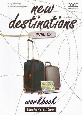 New Destinations. Level B2. Workbook. Teacher's Edition - фото книги
