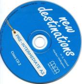 New Destinations. Pre-Intermediate A2. Class CDs (2 аудіодиски) - фото обкладинки книги