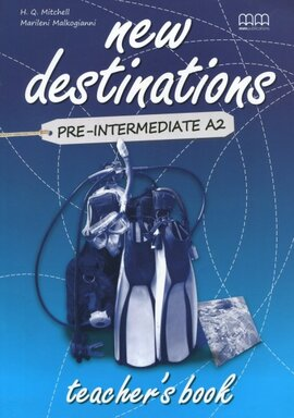 New Destinations. Pre-Intermediate A2. Teacher's Book - фото книги