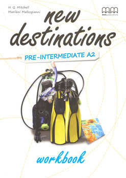 New Destinations. Pre-Intermediate A2. Workbook - фото книги