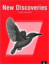 New Discoveries Monolingual Activity Book 4 - фото обкладинки книги
