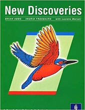 New Discoveries Monolingual Students Book 4 - фото обкладинки книги