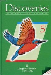 New Discoveries Monolingual Students Book 5 - фото обкладинки книги