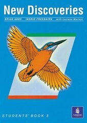 New Discoveries Monolingual Teacher's Book 3 - фото обкладинки книги