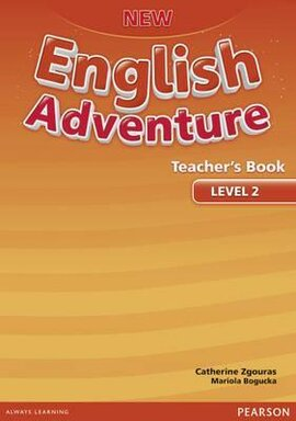 New English Adventure 2 Teacher's Book (книга вчителя) - фото книги