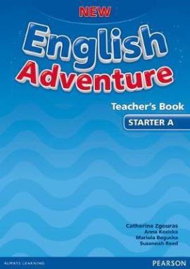 New English Adventure Starter A Teacher's Book (книга вчителя) - фото книги