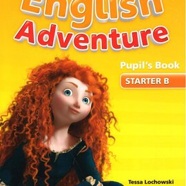 New English Adventure Starter B Student Book + DVD (підручник) - фото книги