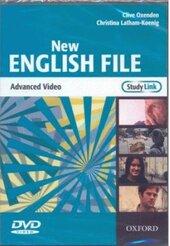 New English File Advanced. DVD (відеодиск) - фото обкладинки книги