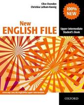 New English File Upper-Intermediate. Student's Book - фото обкладинки книги