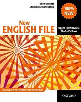 New English File Upper-Intermediate. Student's Book - фото книги