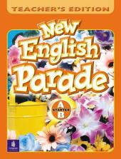 New English Parade Starter Students Book B - фото обкладинки книги