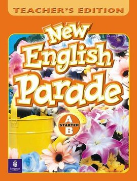 New English Parade Starter Students Book B - фото книги