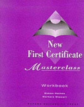 New First Certificate Masterclass: Workbook (With Answers) - фото книги