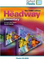New Headway 3rd Edition Elementary. iTools Pack (програмне забезпечення) - фото обкладинки книги
