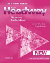New Headway 3rd Edition Elementary. Teacher's Book - фото обкладинки книги