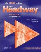 New Headway 3rd Edition Intermediate. Teacher's Book - фото обкладинки книги
