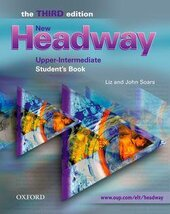 New Headway 3rd Edition Upper-Intermediate. Student's Book - фото обкладинки книги