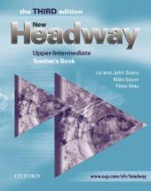 New Headway 3rd Edition Upper-Intermediate. Teacher's Book - фото обкладинки книги