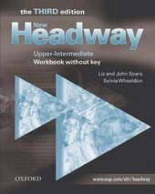 New Headway 3rd Edition Upper-Intermediate. Workbook without Key - фото обкладинки книги