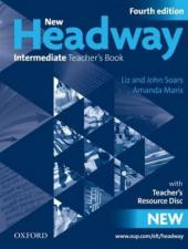 New Headway 4th Ed. Intermediate: Teacher's Book + Teacher's Resource(книга вчителя) - фото обкладинки книги