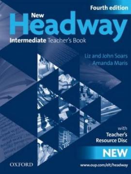 New Headway 4th Ed. Intermediate: Teacher's Book + Teacher's Resource(книга вчителя) - фото книги