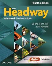 New Headway 4th Edition Advanced: Student's Book (підручник) - фото обкладинки книги