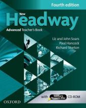 New Headway 4th Edition Advanced: Teacher's Book (книга вчителя) - фото обкладинки книги