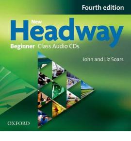 New Headway 4th Edition Beginner: Class Audio CD (аудіодиск) - фото книги