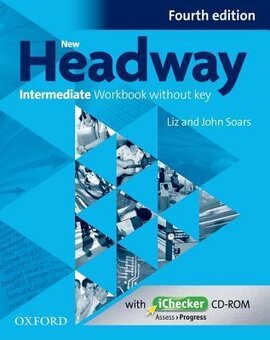 New Headway 4th Edition Intermediate: Workbook without Key with iChecker CD-ROM - фото книги