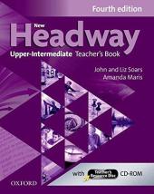 New Headway 4th Edition Upper-Intermediate: Teacher's Book with Teacher's (книга вчителя) - фото обкладинки книги