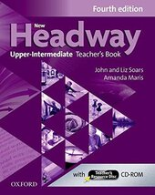 New Headway 4th Edition Upper-Intermediate: Teacher's Book with Teacher's (книга вчителя) - фото обкладинки книги