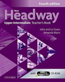 New Headway 4th Edition Upper-Intermediate: Teacher's Book with Teacher's (книга вчителя) - фото книги