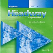 New Headway: Beginner: Class Audio CDs (2) - фото обкладинки книги