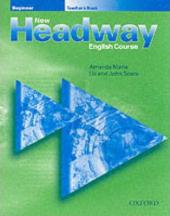 New Headway: Beginner: Teacher's Book - фото обкладинки книги